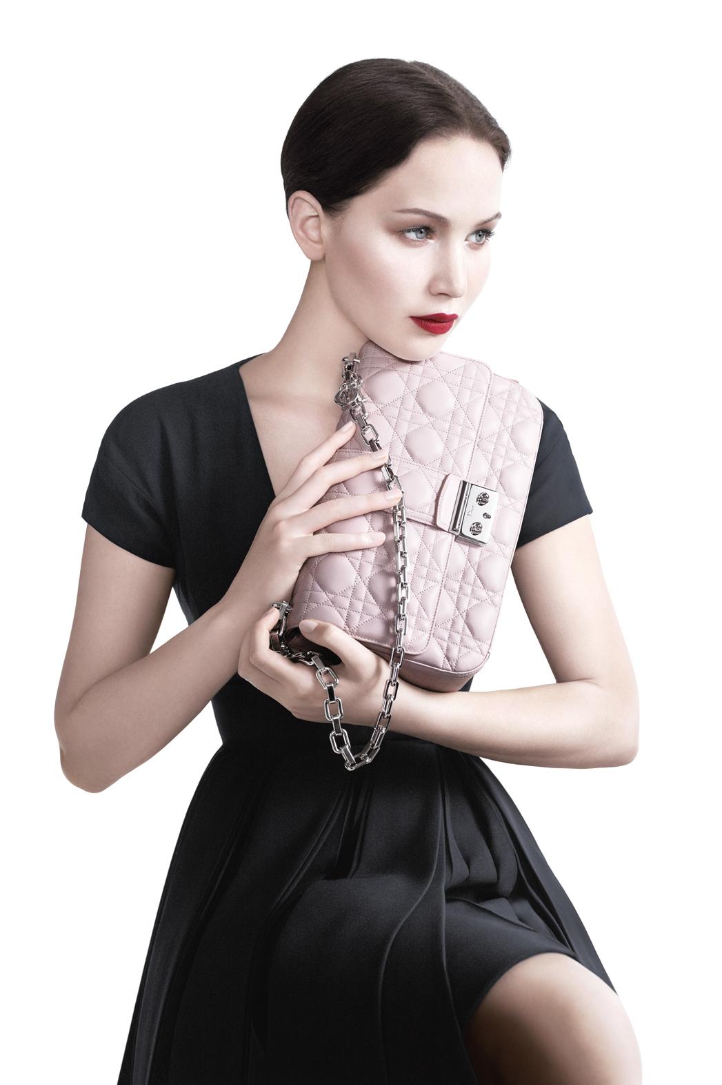 Jennifer Lawrence Dior Ad - P 2014