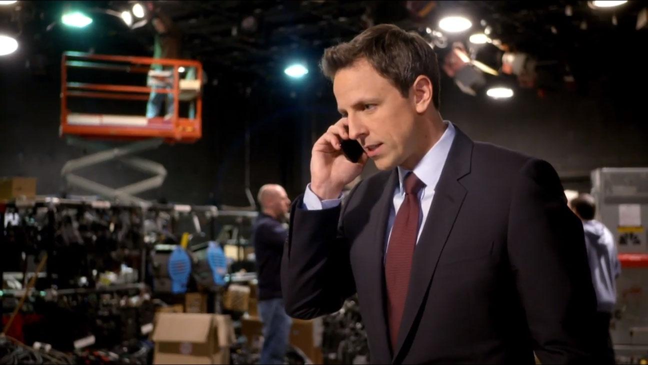 Late Night Seth Myers - H 2013