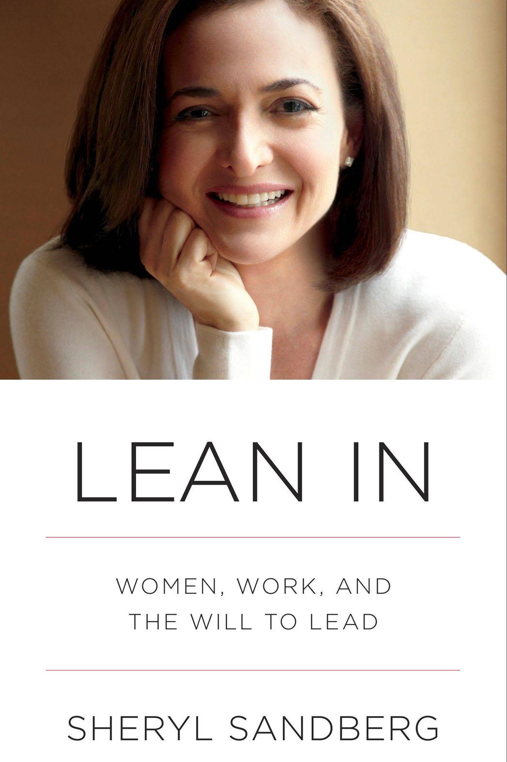 Lean In Book Cover - P 2014