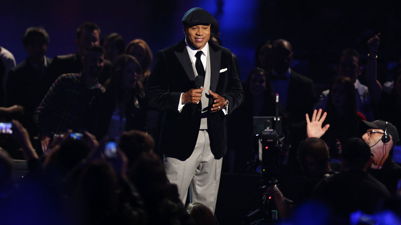 LL Cool J Grammy Host - H 2014