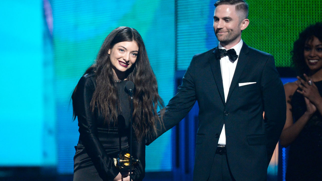 Lorde Grammy Win - H 2014