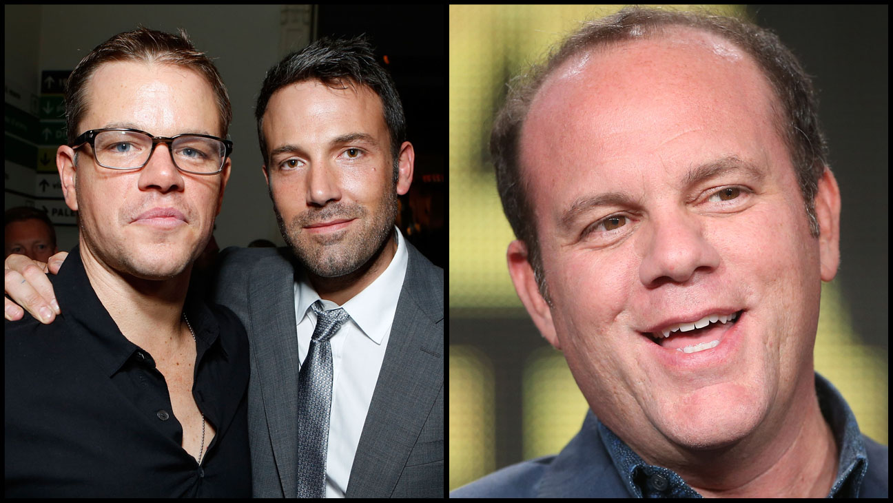 Matt Damon Ben Affleck Tom Papa - H 2014