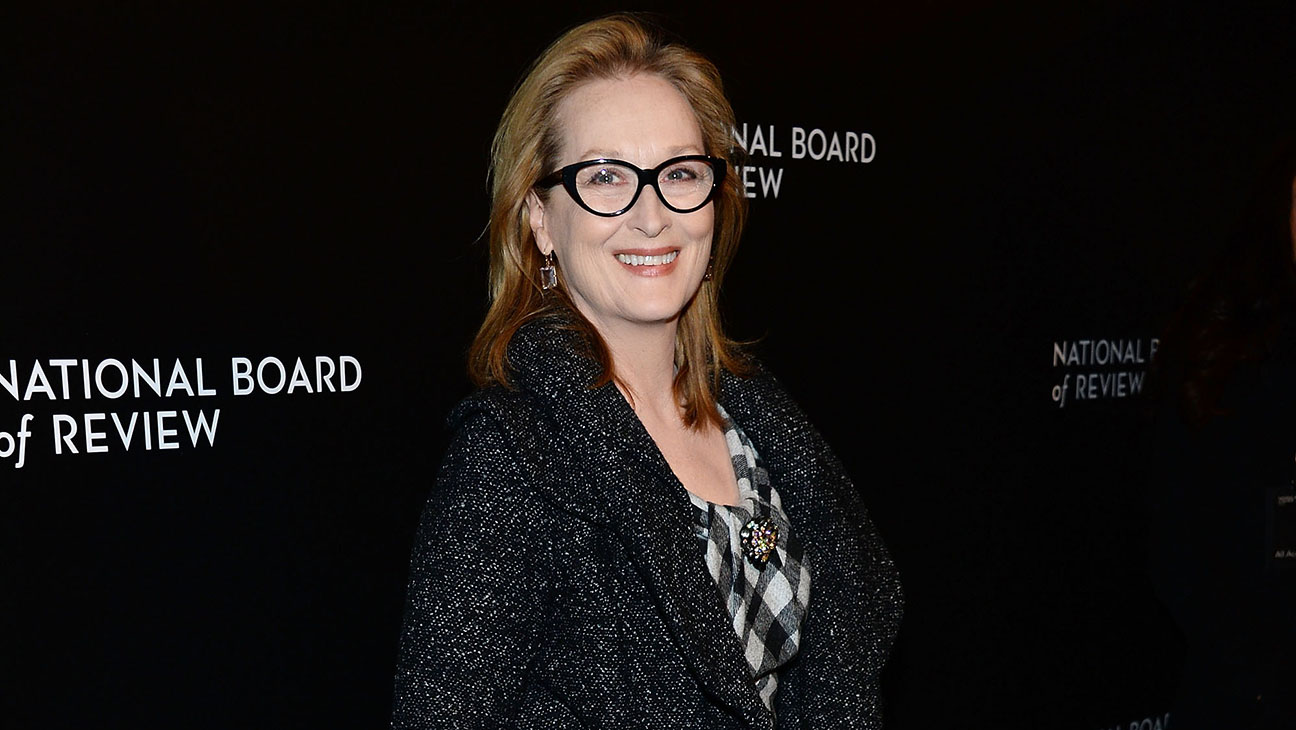 Meryl Streep National Board of Review Awards - H 2014