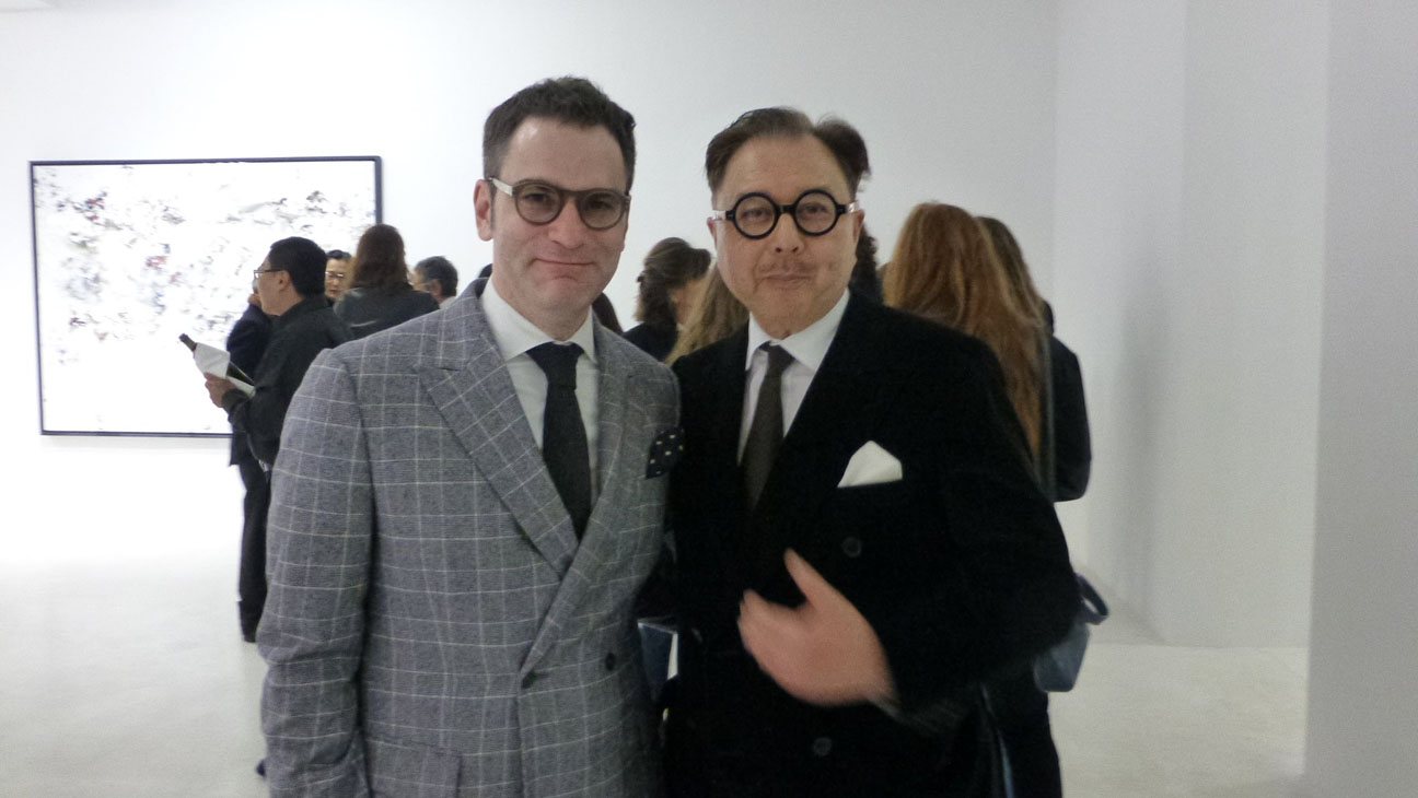 Michael Chow Art Opening - H 2014
