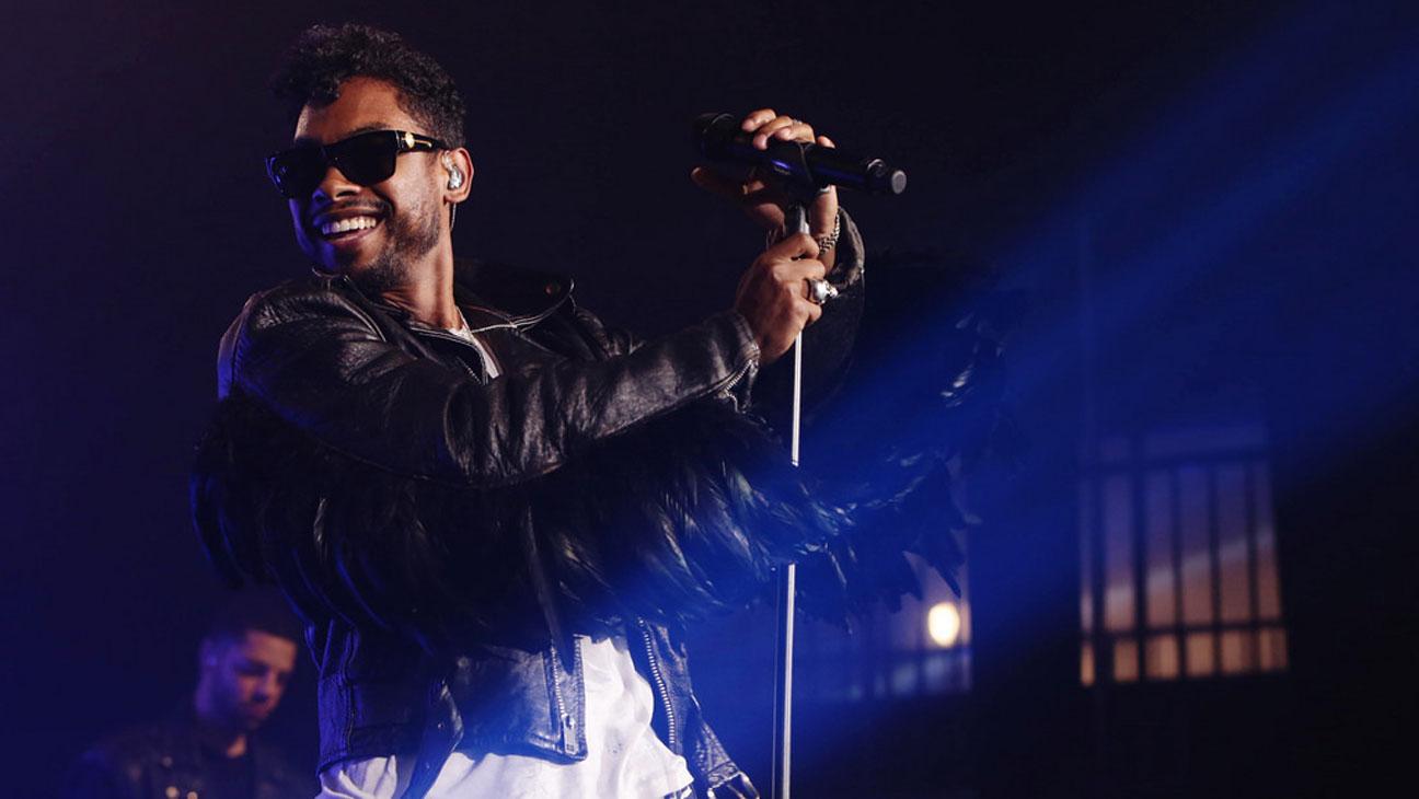 Miguel Performing - H 2014