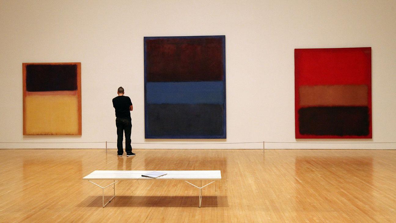 MOCA Art Exhibit - H 2013