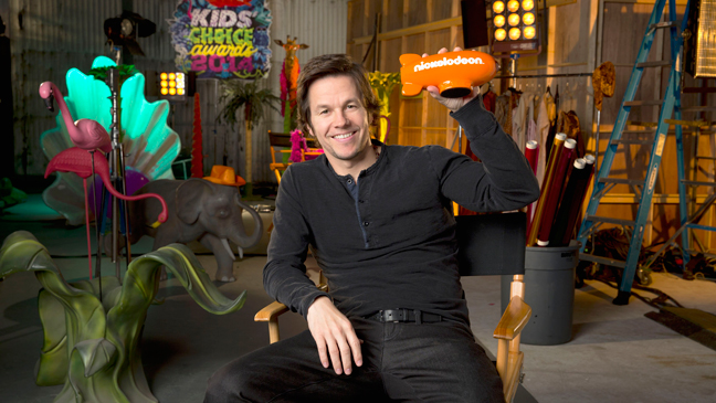 Mark Wahlberg Kids Choice Still - H 2014