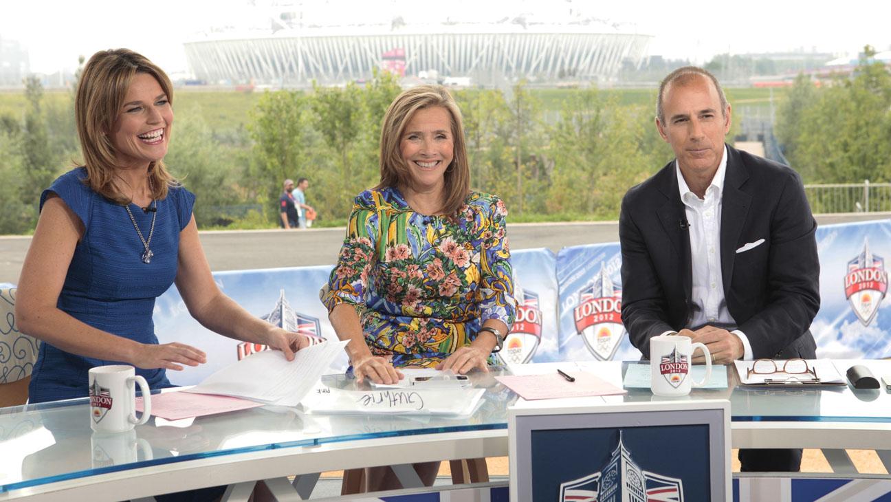 NBC Anchors London Olympics - H 2014