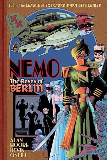Nemo: Hearts of Berlin Cover - P 2013