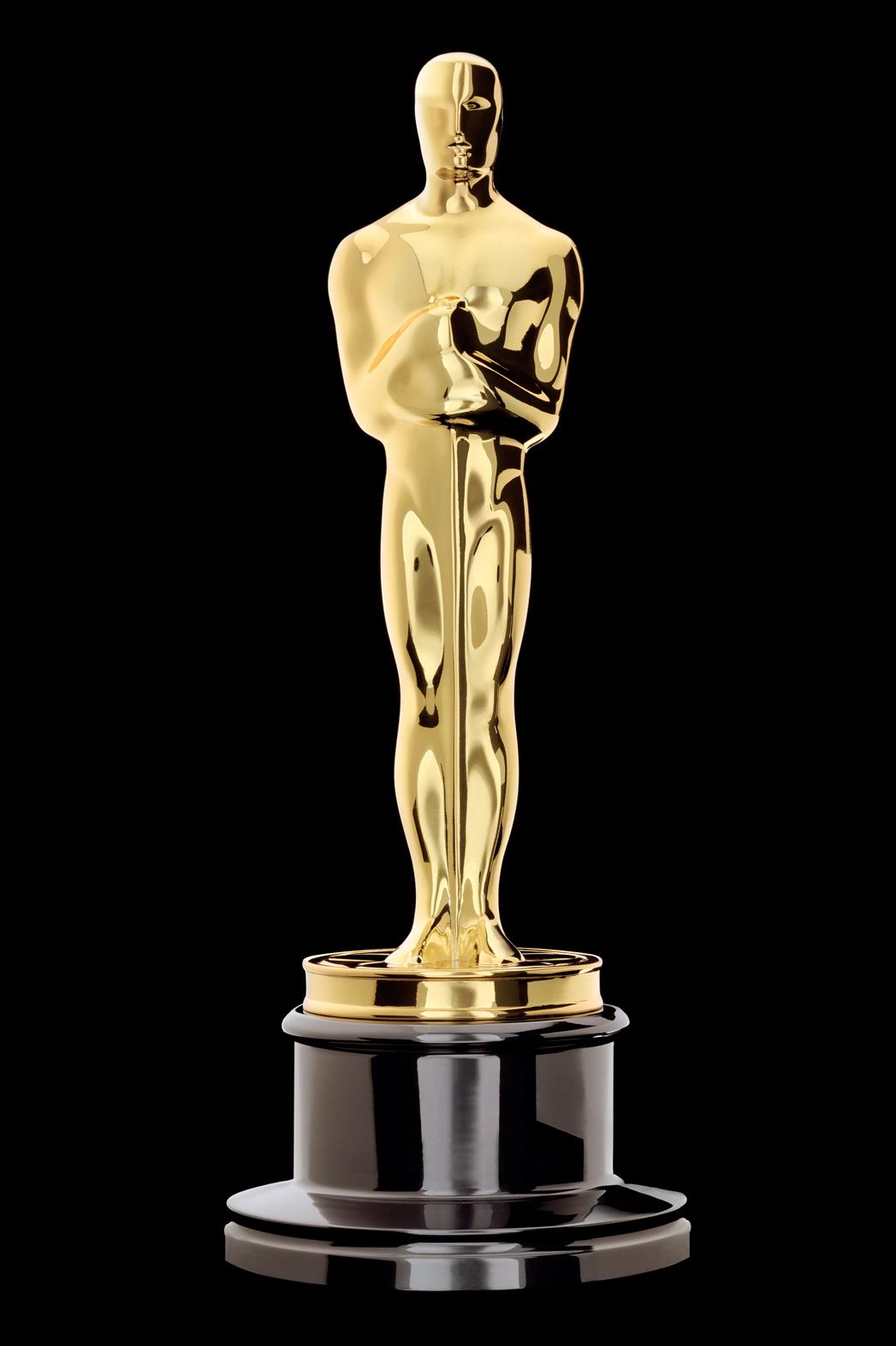 Oscar Statue - P 2014