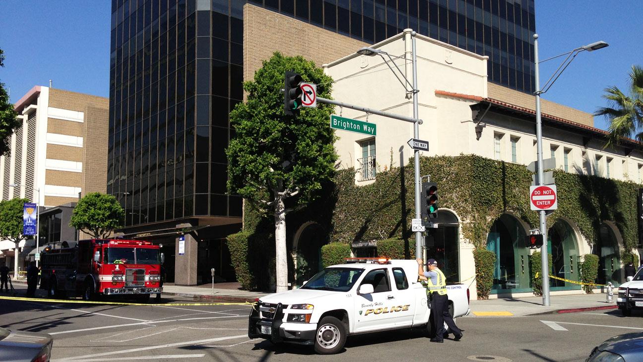 Beverly Hills Suicide Scene 1/22 - H 2014