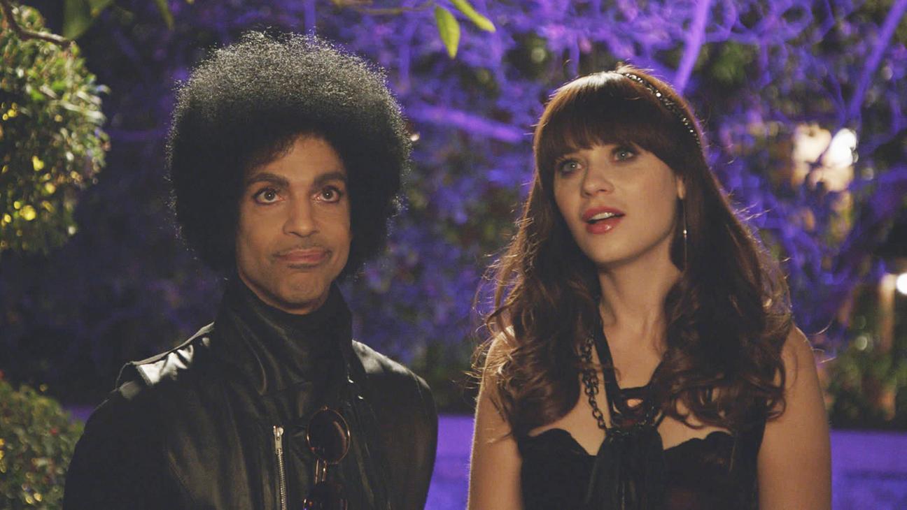 New Girl Prince Episodic Zooey Prince - H 2014
