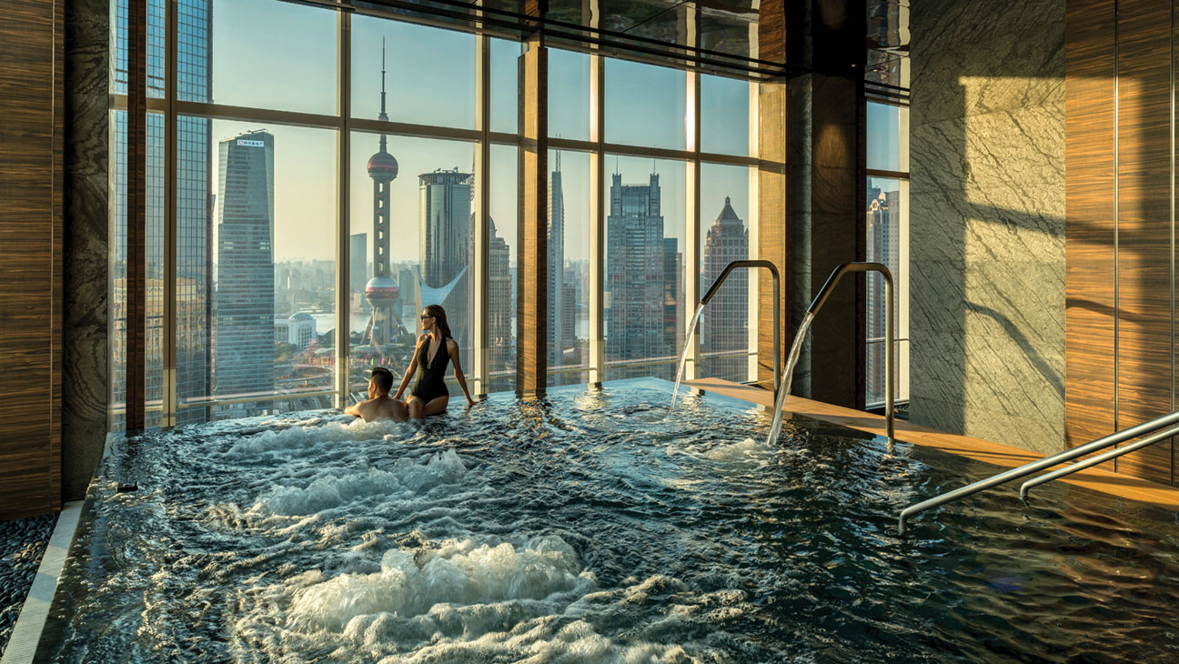 Issue 2 STY De-Stress Luxe New Spas Four Seasons Shanghai - H 2014