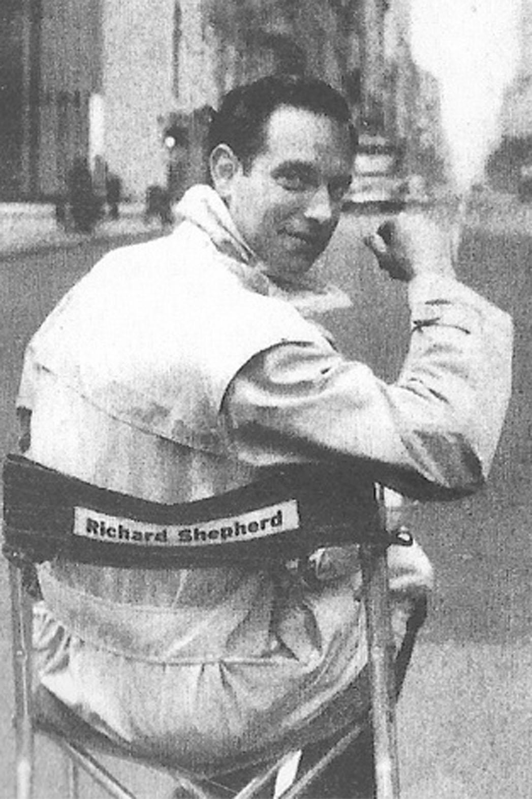 Richard Shepherd Director's Chair - P 2014