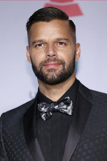 Ricky Martin 2013 P