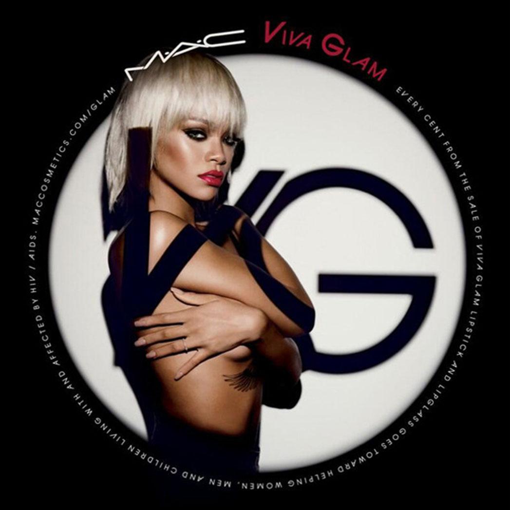 Rihanna MAC - S 2014