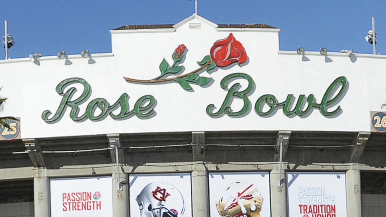 Rose Bowl BCS Title Game - H 2014
