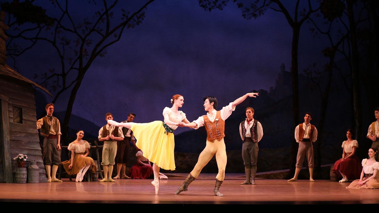 Royal New Zealand Ballet Giselle - H 2014