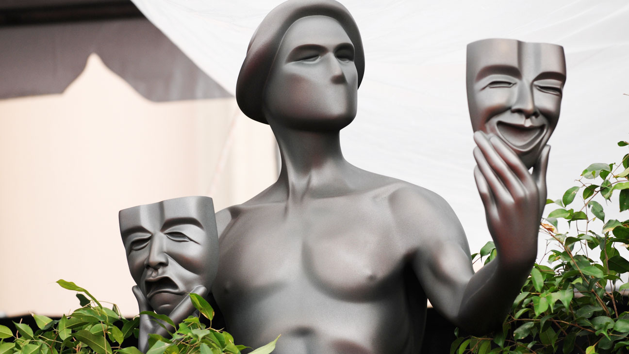 SAG Award Statue Crop - H 2014