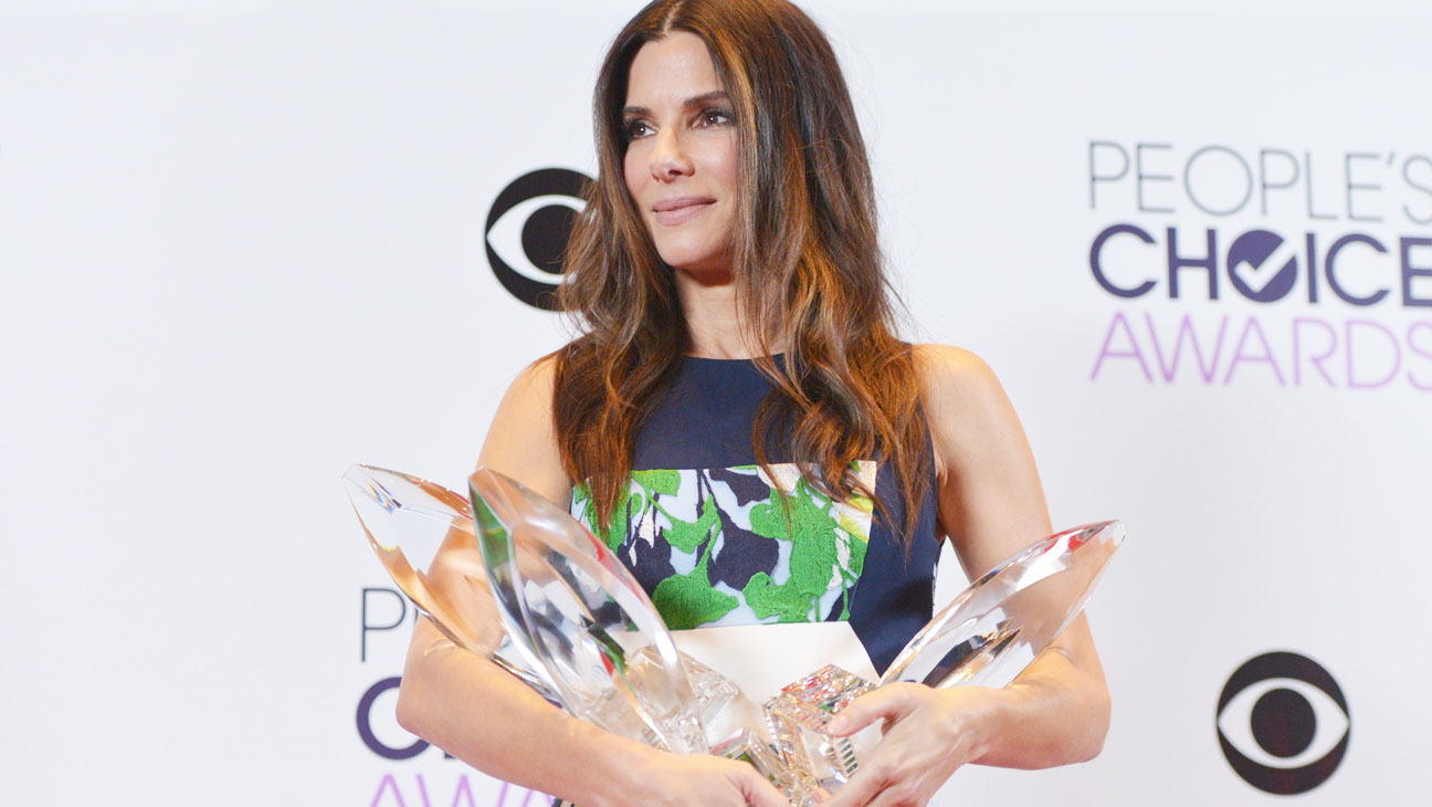 Sandra Bullock People's Choice with Awards - H 2014