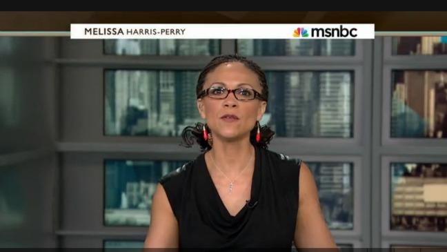 Melissa Harris-Perry MSNBC Screengrab - H 2013