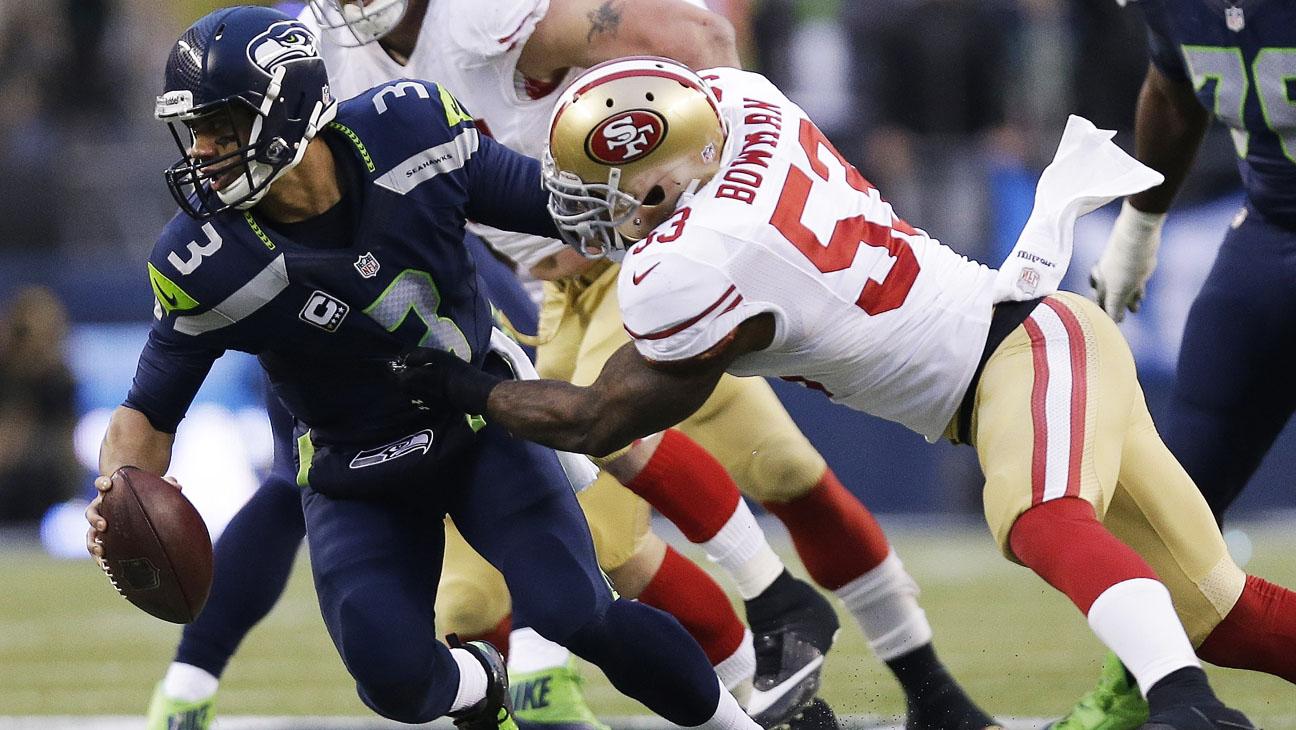 Seattle Seahawks SF 49ers - H 2014