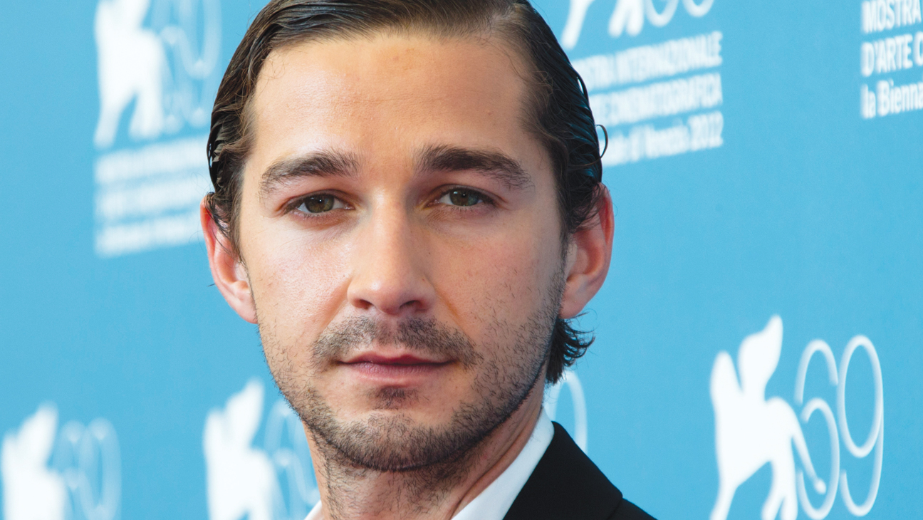 Issue 2 TOWN Shia LaBeouf - H 2014