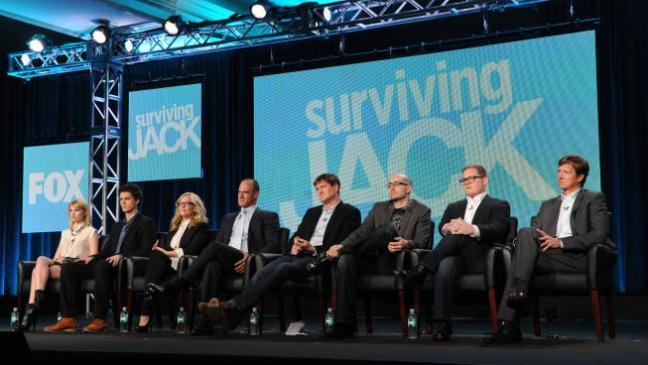 Surviving Jack TCA Winter 2014 Panel - H 2014