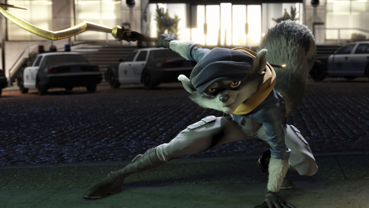 Sly Cooper - H 2014