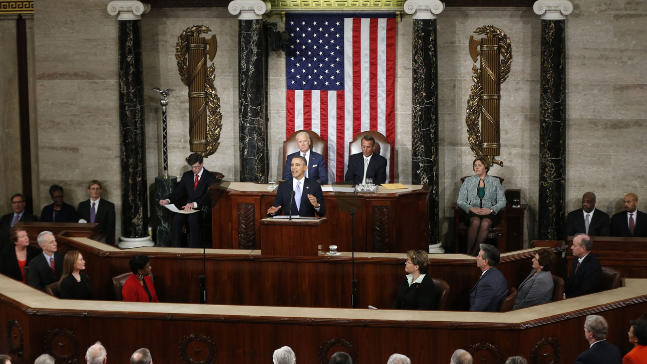 State of the Union President Obama - H 2014