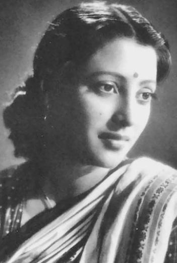 Suchitra Sen - Indian actress