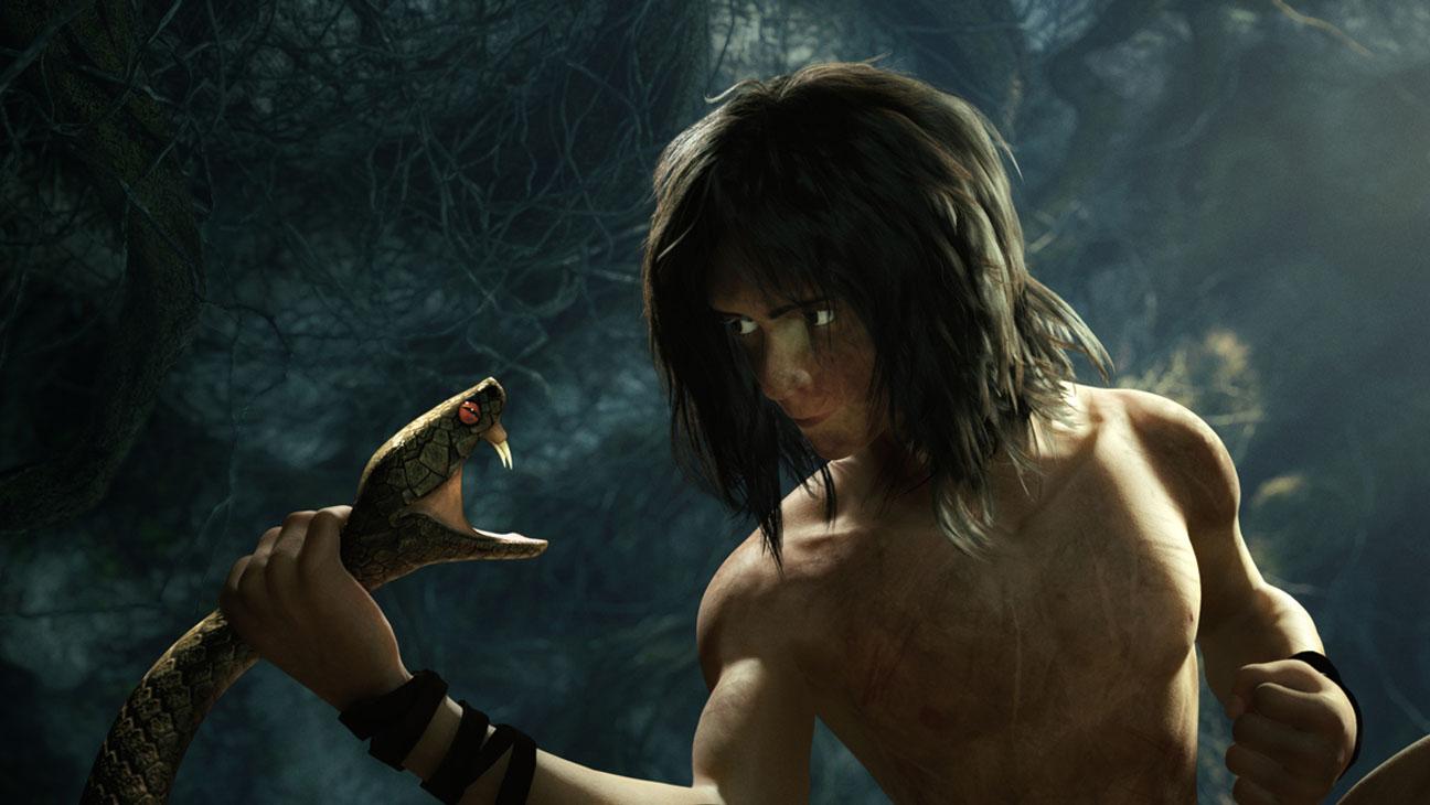 Tarzan Film Still - H 2014