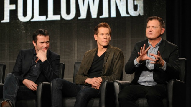 The Following Winter TCA Panel - H 2014