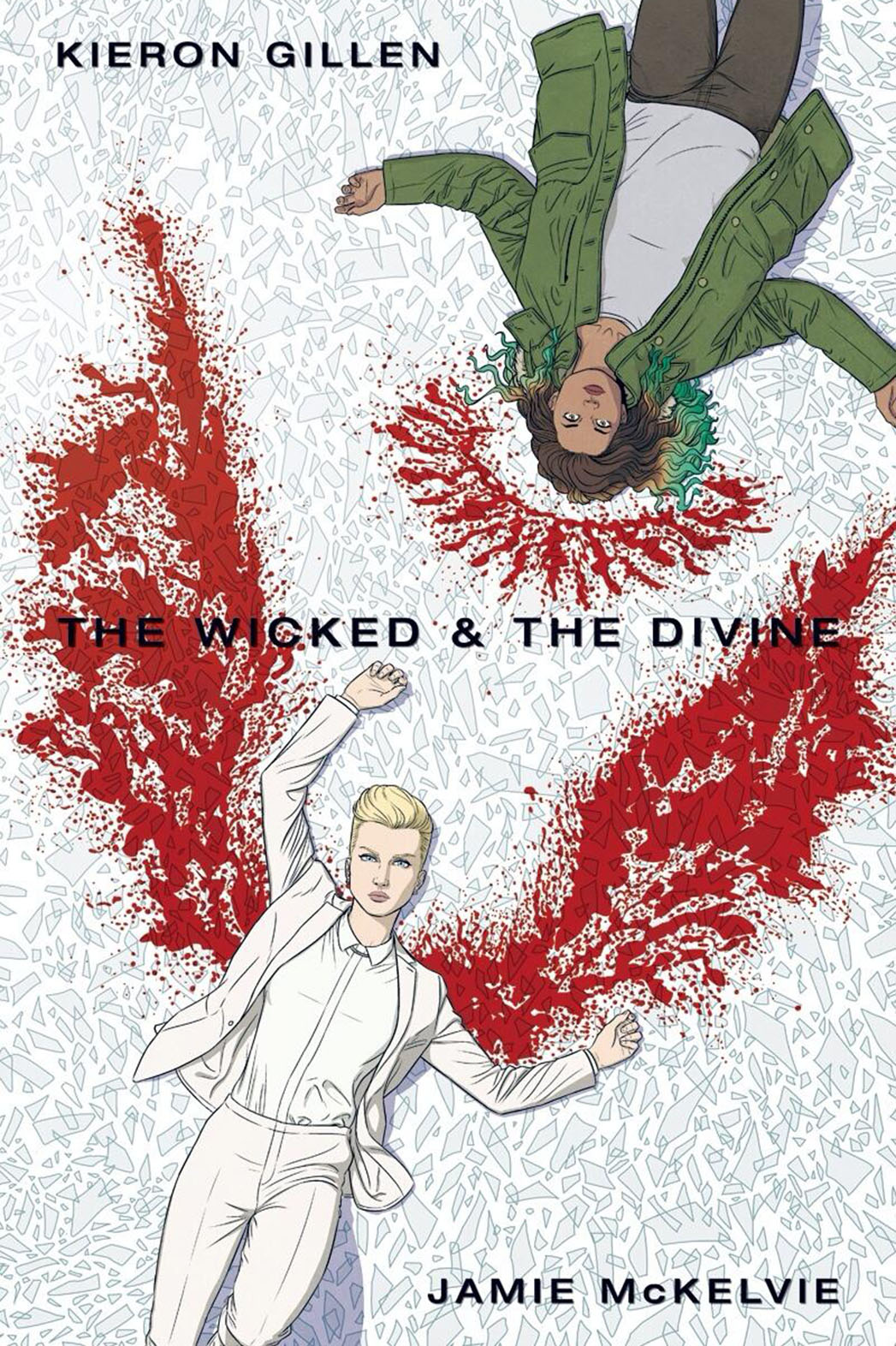 The Wicked and The Divine Teaser - P 2014