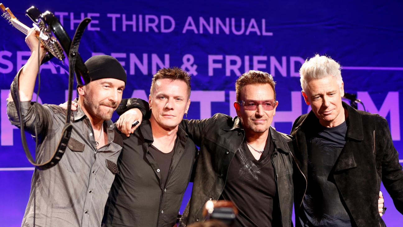 U2 Haiti - H - 2014