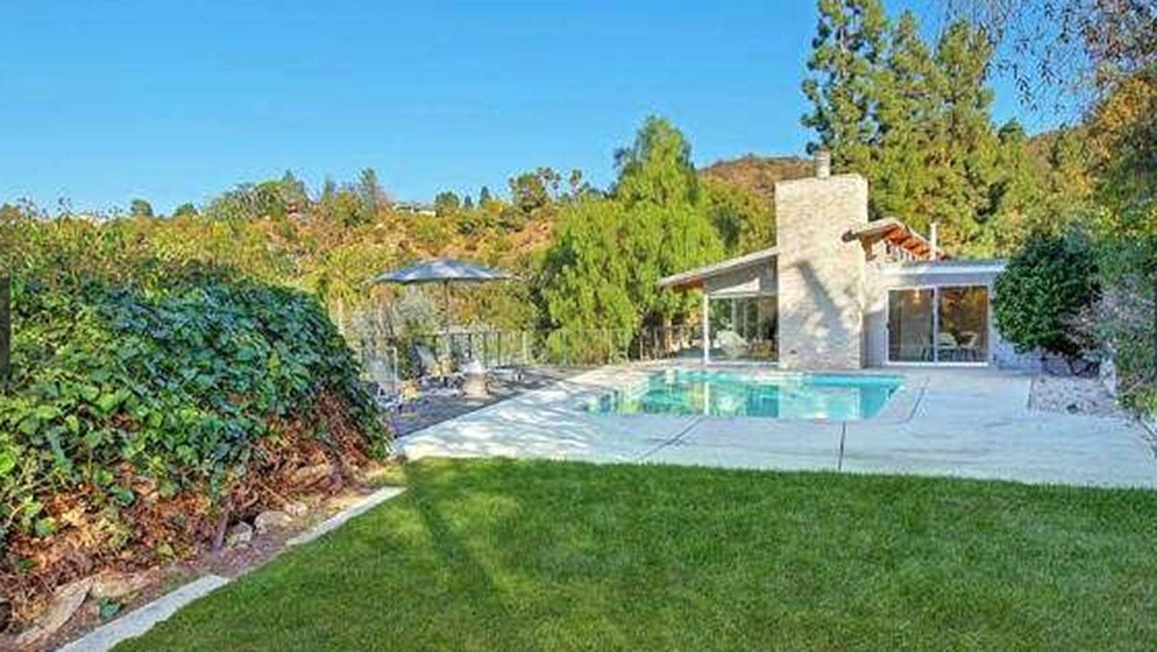 Venus Williams Hollywood Hills Home - H 2014
