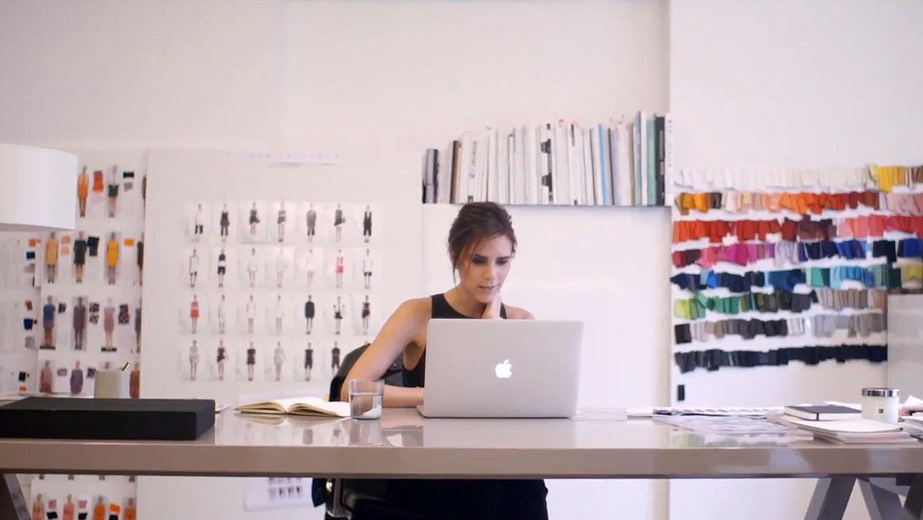 Victoria Beckham Fashion Documentary - H 2014