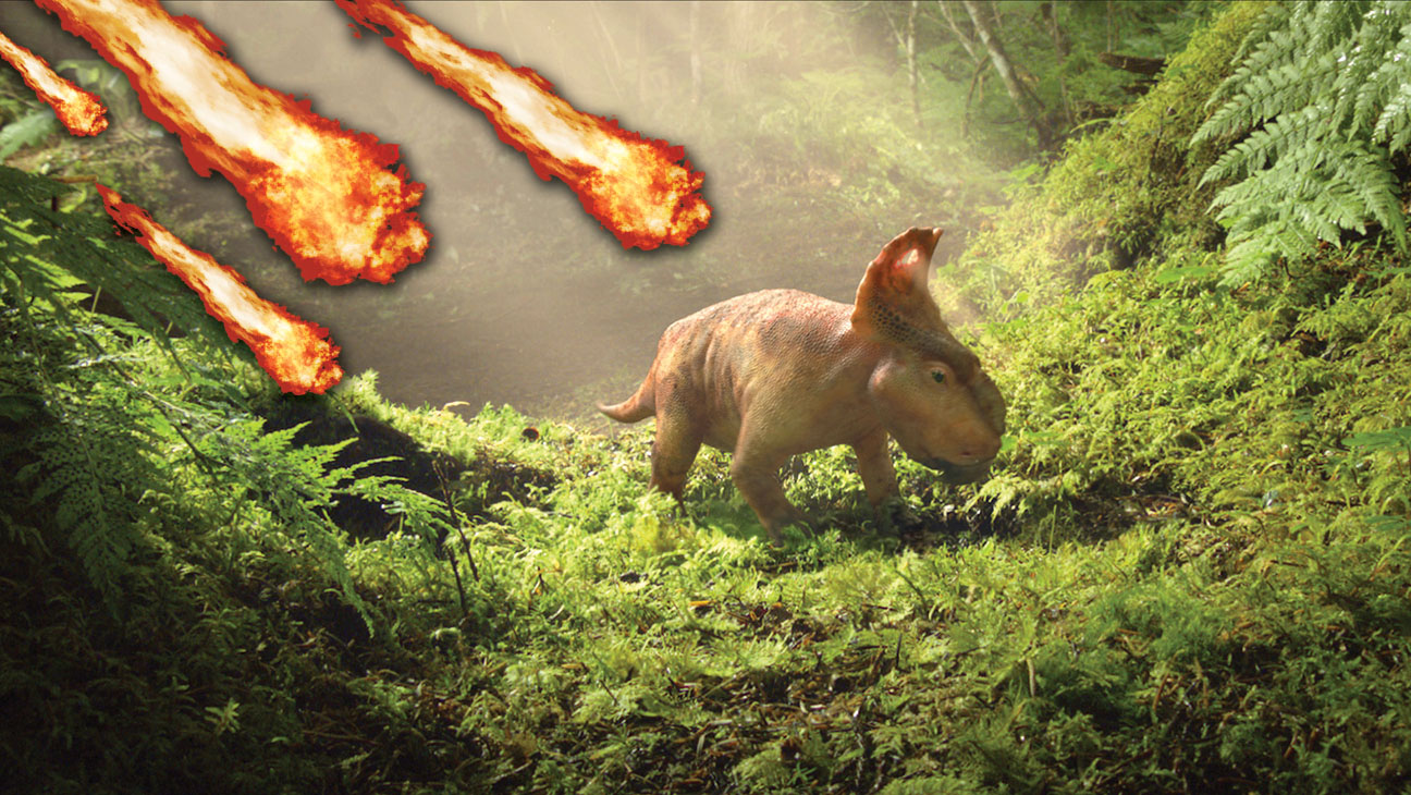 Walking With Dinosaurs Extinction - H 2014