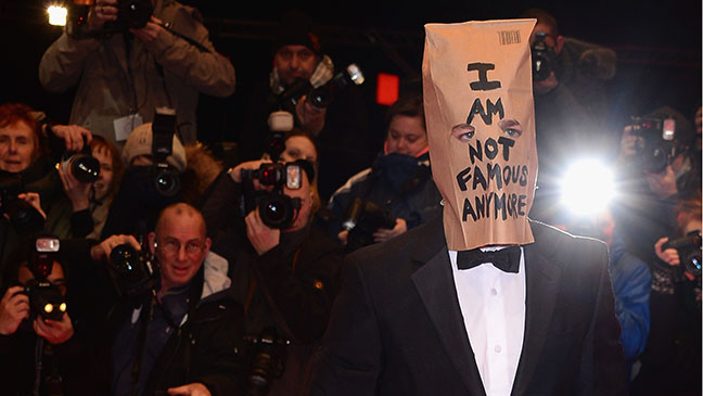 Shia LaBeouf Bag H 2014