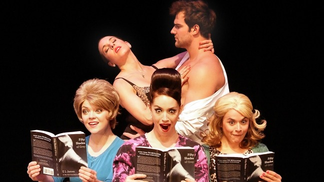 50 Shades! The Musical: Theater Review - H 2014