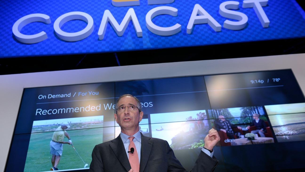 Brian Roberts Comcast CEO - H 2014