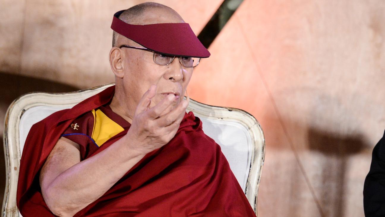 Dalai Lama  - H 2014
