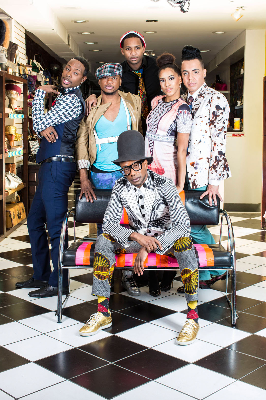 B.O.R.N. to Style Cast - P 2014