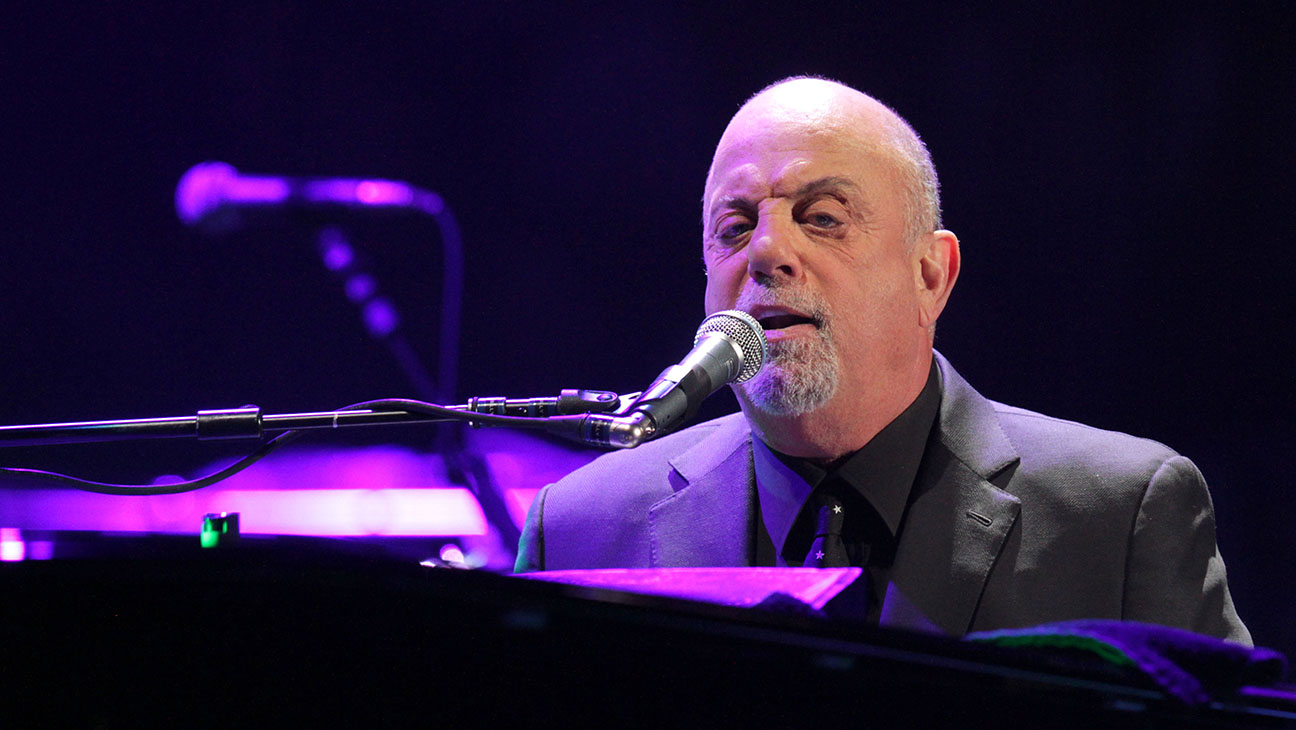 Billy Joel Madison Square Garden - H 2014