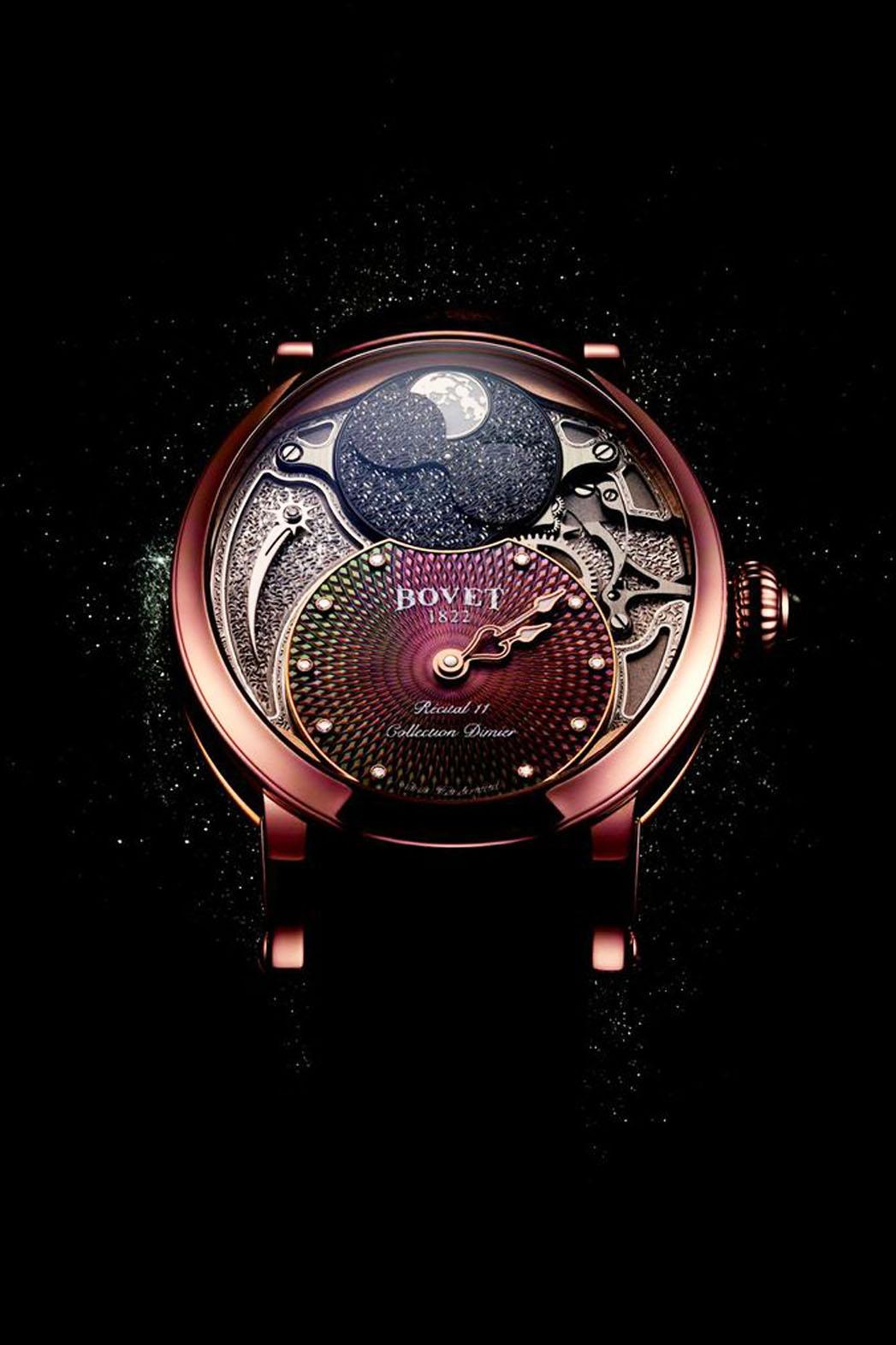 Bovet Fleurier Watch Pret-a - P 2014