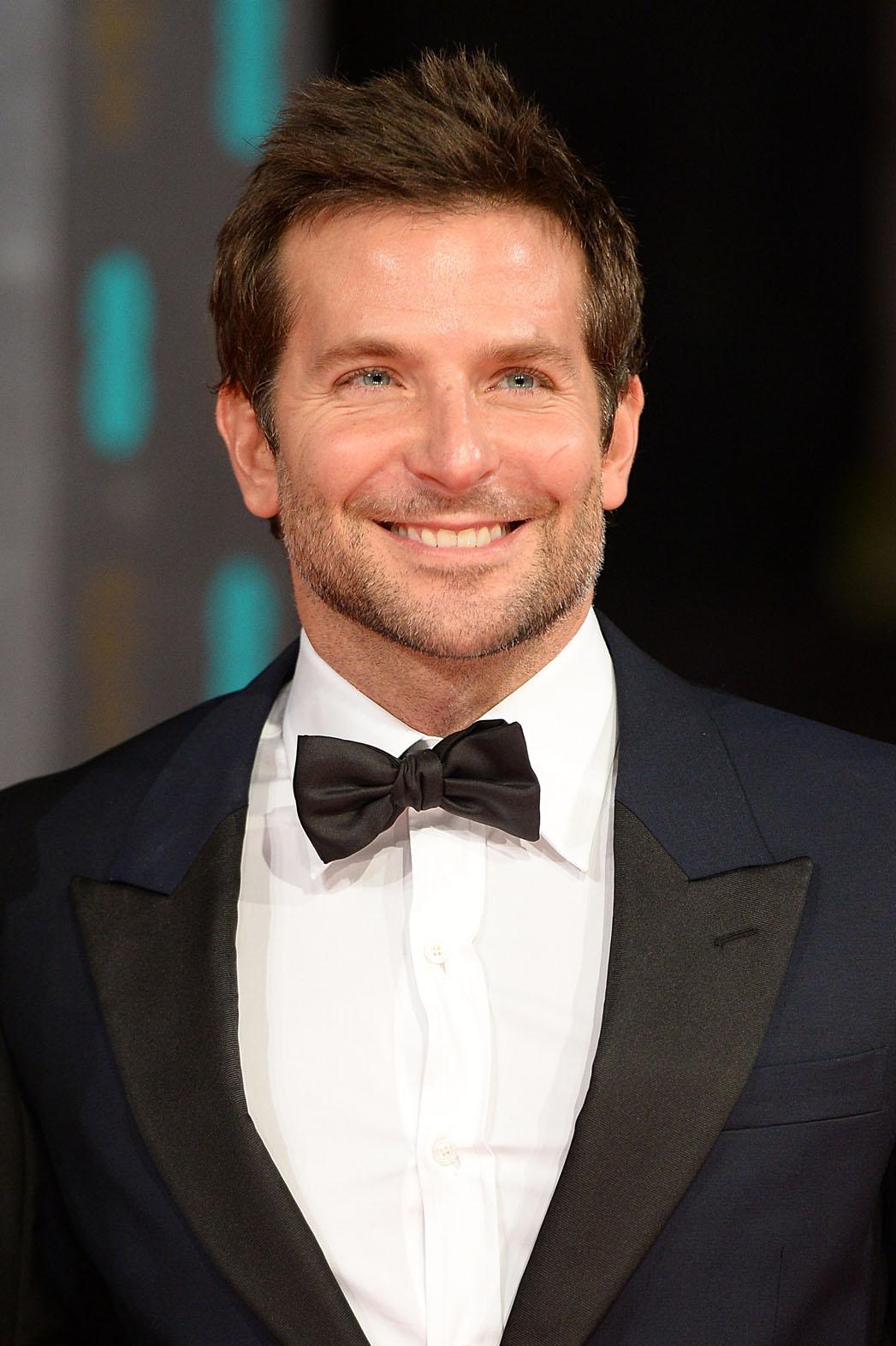 Bradley Cooper Headshot BAFTA Awards - P 2014
