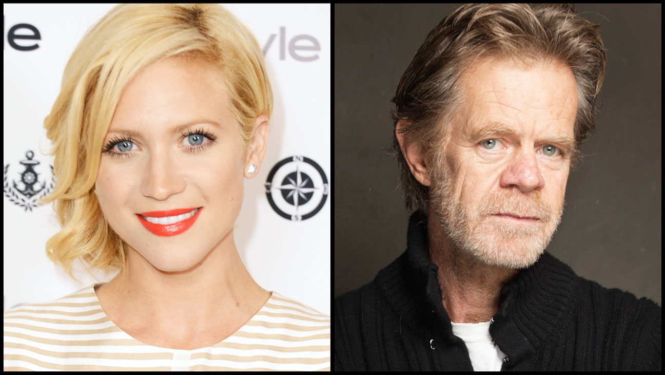 Brittany Snow William H. Macy Split - H 2014