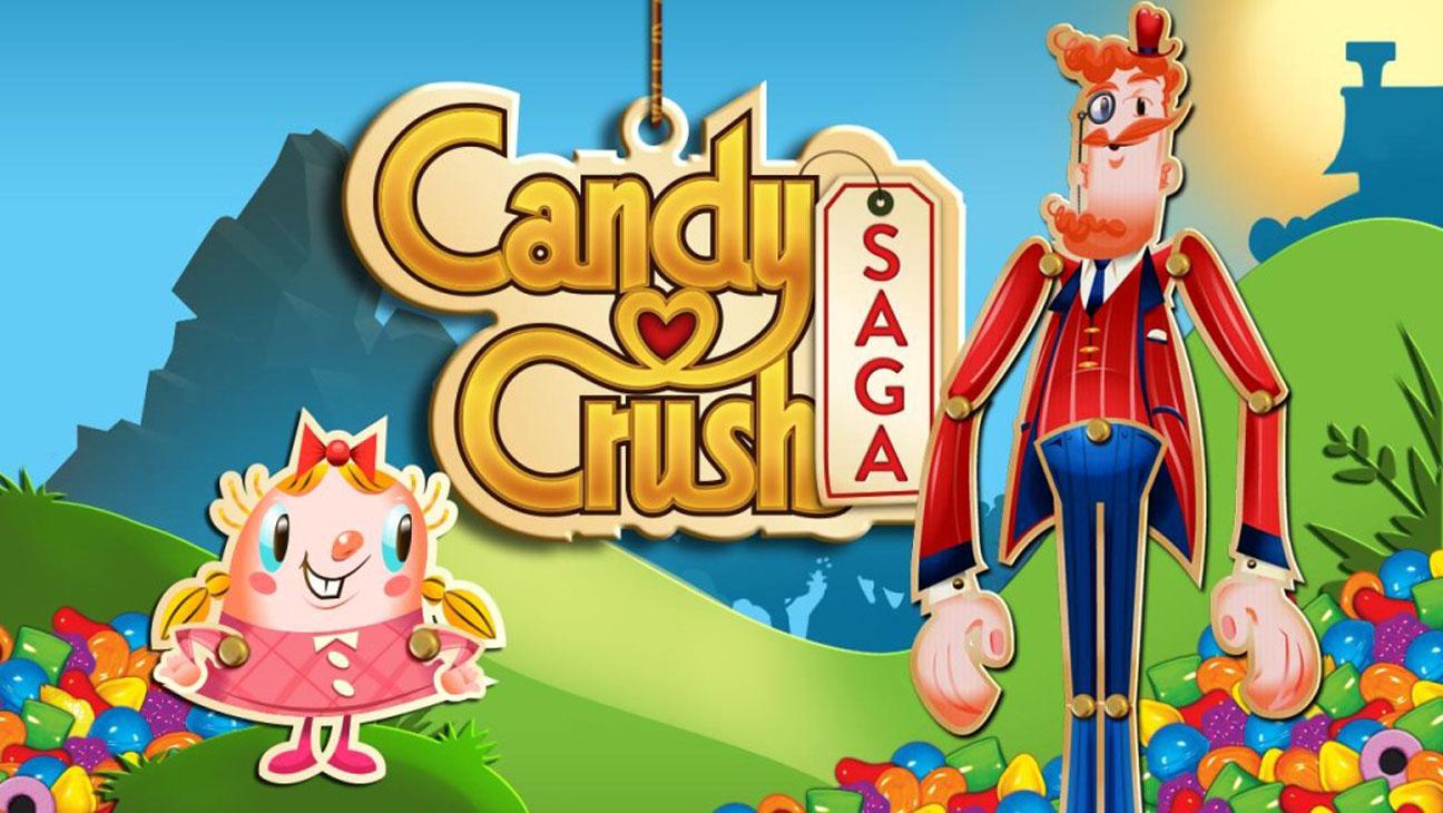Candy Crush Saga - H 2014