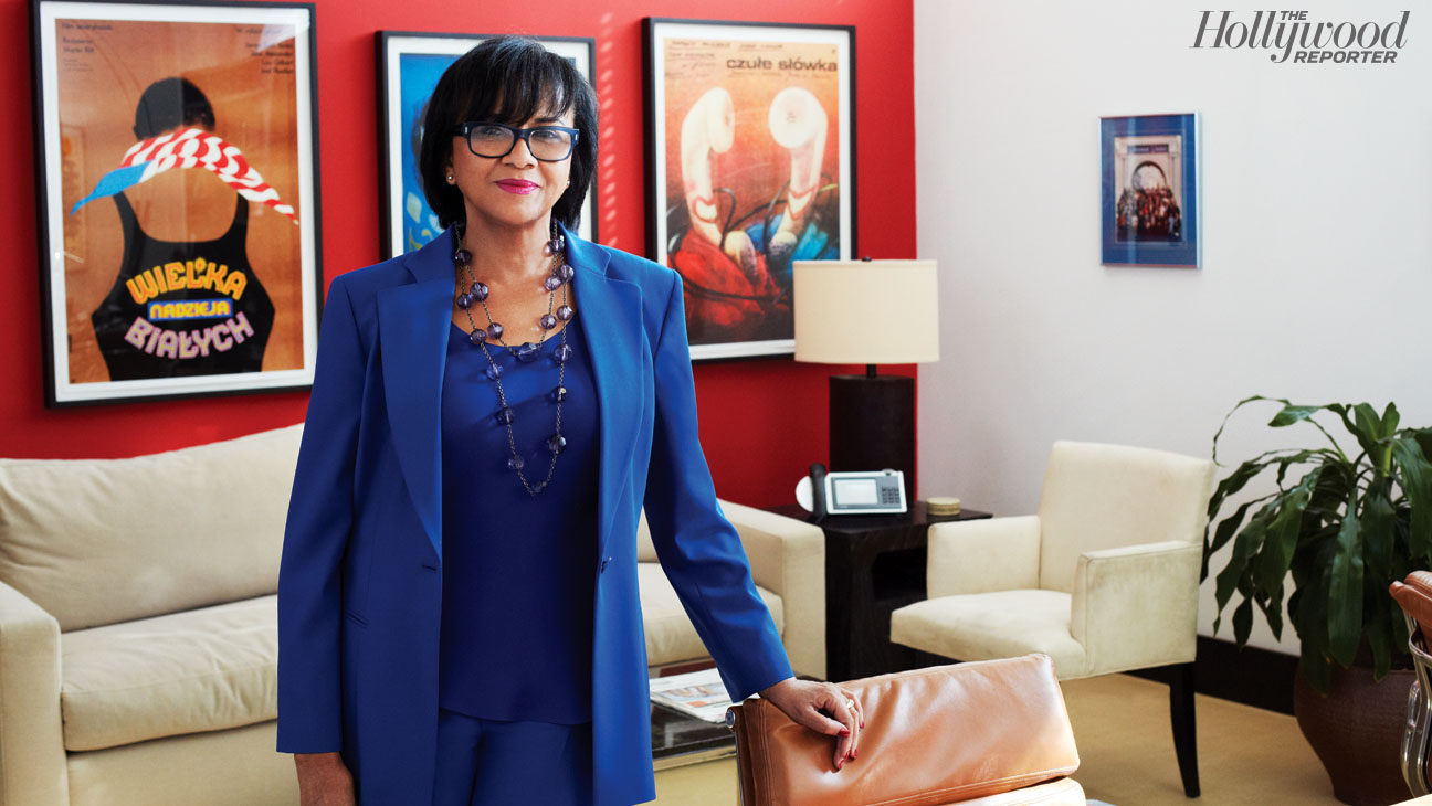 Cheryl Boone Isaacs Executive Suite - H 2014