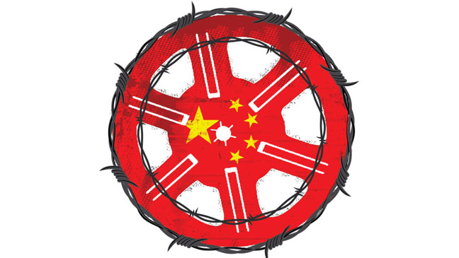 China Quota Wheel Illustration 2014